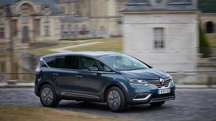 Nuevo Renault Espace TCe de 225 CV desde 44.747 euros