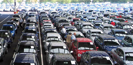 España, quinto mercado europeo del automóvil