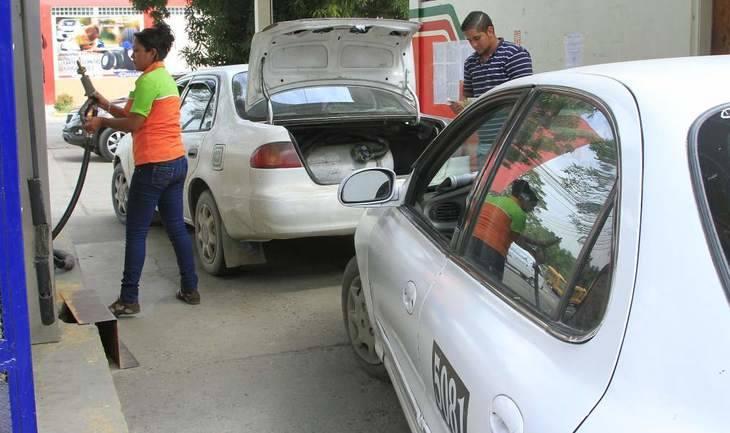 Baja la venta del combustible diesel