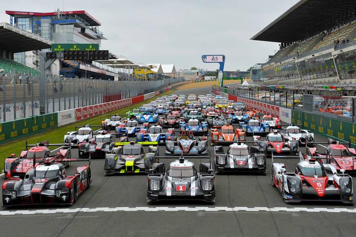 24 Horas de Le Mans, los participantes y el trazado