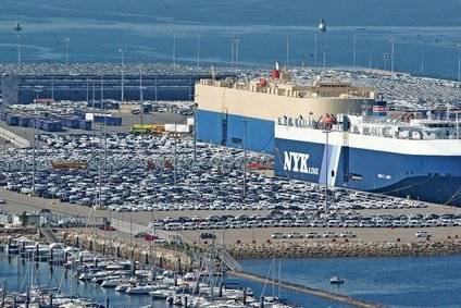 España, octava potencia mundial en fabricación de automóviles