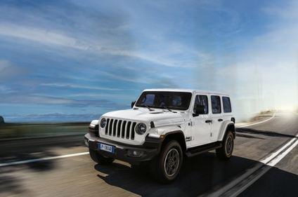 Jeep celebra su 80 aniversario
