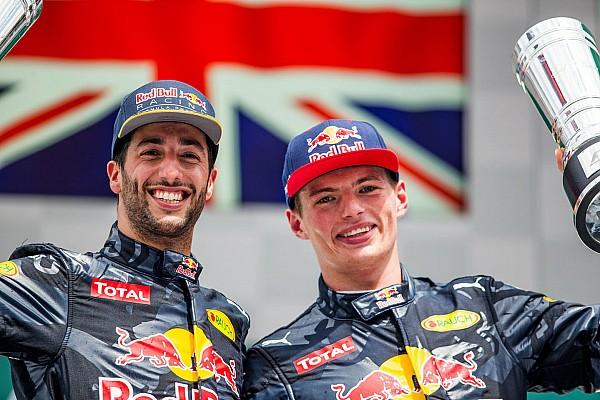 Doblete de Red Bull y rotura de Hamilton