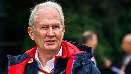 Helmut Marko: 'Es como la Fórmula 3 con una batería de 400 kg, son muy lentos'