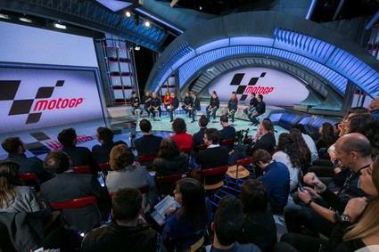 Equipo de MotoGP de Movistar+ para 2018