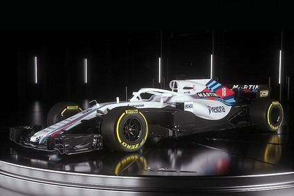 Williams y el nuevo FW41