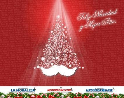 Feliz Navidad y mejor año
