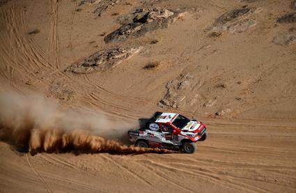 Alonso: 'Los últimos kilómetros fueron interminables'