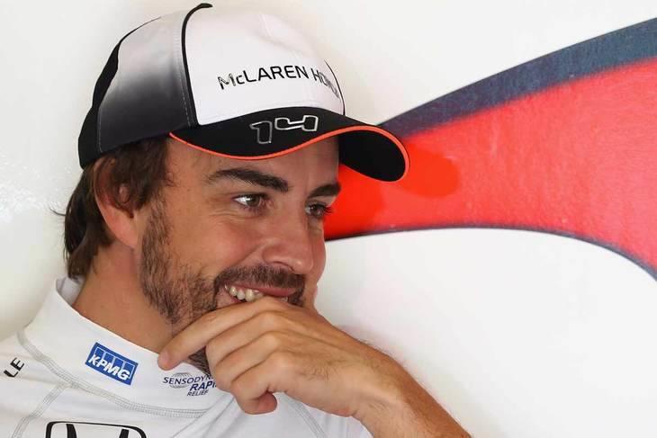 Alonso da el portazo a Mercedes