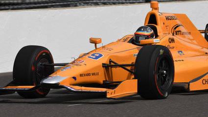 Fernando Alonso cada día mejora