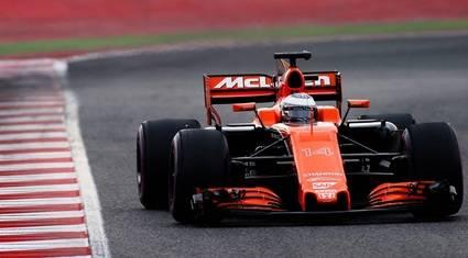 McLaren montará la nueva versión del motor Honda