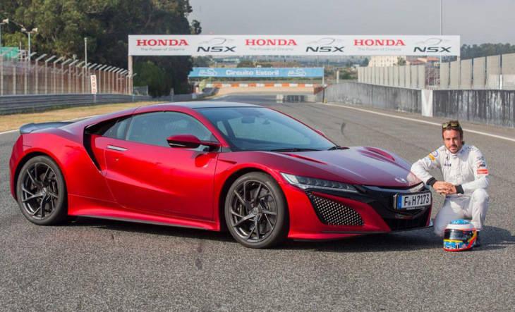 'Me divierte más este coche que el Fórmula 1'
