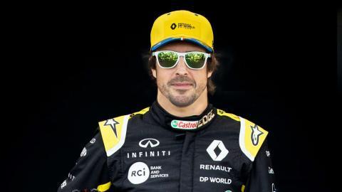 Fernando Alonso: 'Sí, vuelvo y estoy más fuerte que nunca'