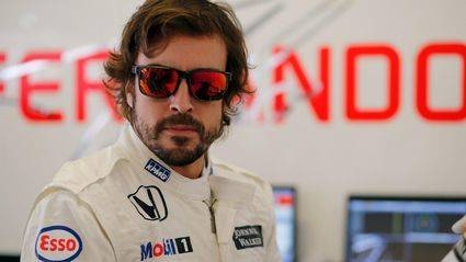 Alonso, favorito para Mercedes