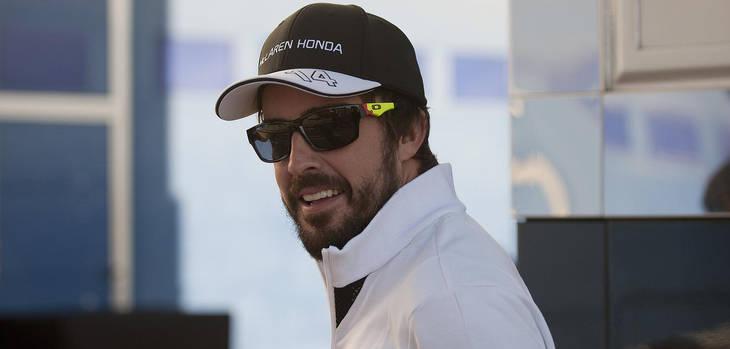 Fernando Alonso correrá en Malasia