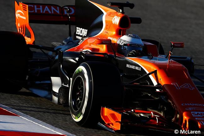 McLaren quiere montar ya esta temporada motor Mercedes