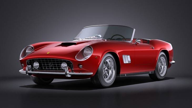 Ferrari 250 Spider California