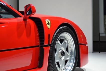 El Ferrari F40, la perfección hecha técnica