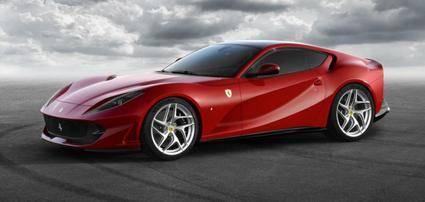Ferrari Superfast, el más rápido, ya se puede ver en video
