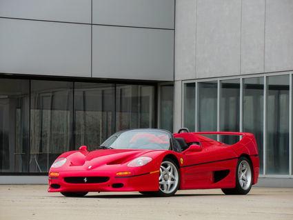 Un Ferrari F40 LM