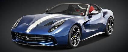 El increíble Ferrari F60 América