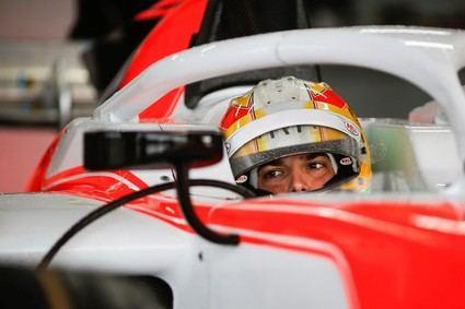 Roberto Merhi vuelve con MP Motorsport