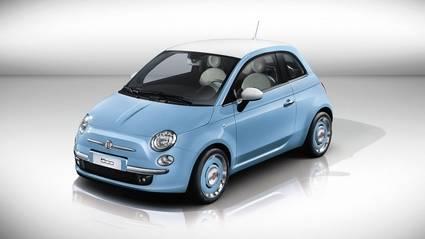 60 años del Fiat 500