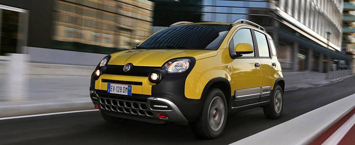 Nuevo Fiat Panda Cross