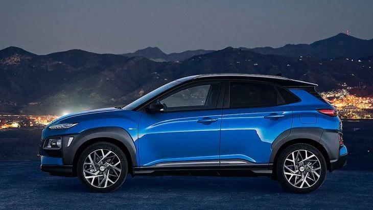 Hyundai Kona Hybrid una opción intermedia desde 26.190 euros