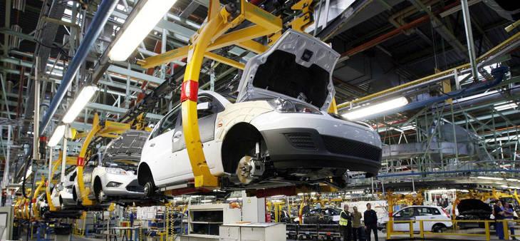 España ya fabrica más de 11.000 coches al día