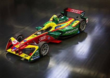 Jaguar y Audi, participantes en la Fórmula E 2016/2017
