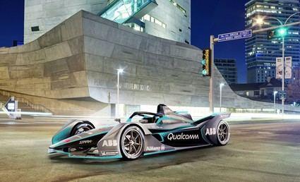 El nuevo Fórmula E Gen 2 para la próxima temporada