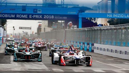ePrix de Roma: Horarios