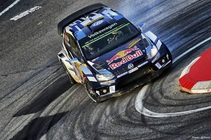 Ogier (VW) gana el RACC y se proclama Campeón del Mundo