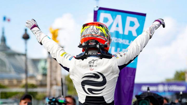 ePrix de Paris: Frinjs gana en una caótica carrera