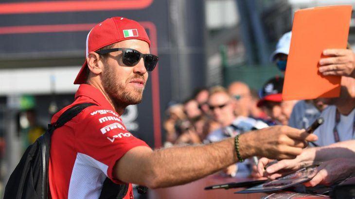 GP de Gran Bretaña: Vettel y Hamilton se jugarán la pole