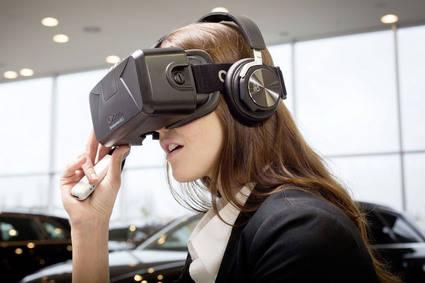 Audi se pasa a la realidad virtual