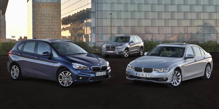 Gama iPerformance de BMW desde 39.350 euros