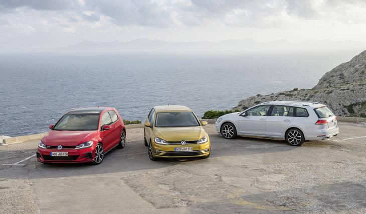 El nuevo VW GOLF desde 20.150€