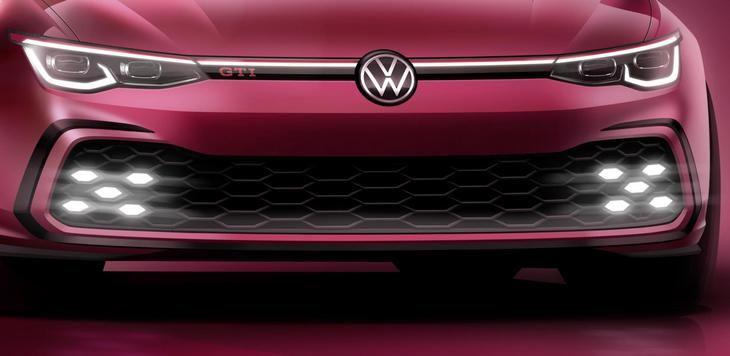 VW Golf GTI que será presentado en el segundo semestre