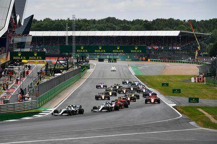 GP de Gran Bretaña F1 2020: Horarios y neumáticos