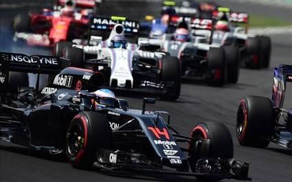 La increíble salida de Fernando Alonso