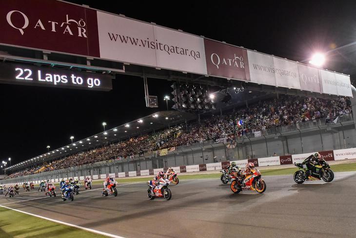 Clasificación general del Mundial de MotoGP