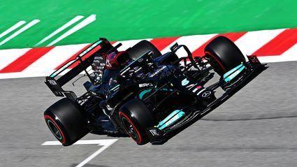 GP de España F1 2021: Hamilton gana con la estrategia buena