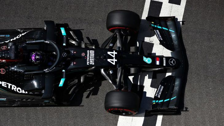 GP de Gran Bretaña F1 2019: Hamilton reina en Silverstone
