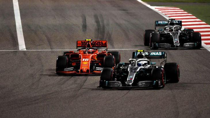 GP de Bahrein F1: Leclerc tenía el triunfo pero el ganador ha sido Hamilton