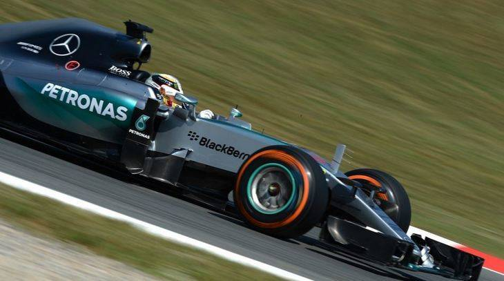Mercedes sigue muy fuerte y McLaren mejora