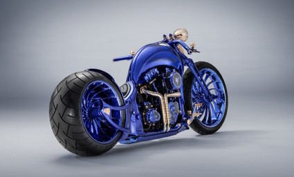 Esta Harley-Davidson cuesta 2 millones de dólares...pero tiene truco
