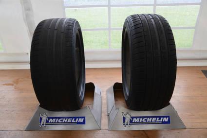 La verdad sobre los neumáticos desgastados