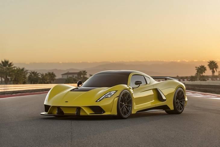 Hennessey Venom F5, el coche más rápido del mundo